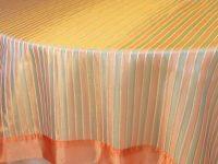 Knotted Orange Stripe