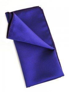 Royal Purple Satin