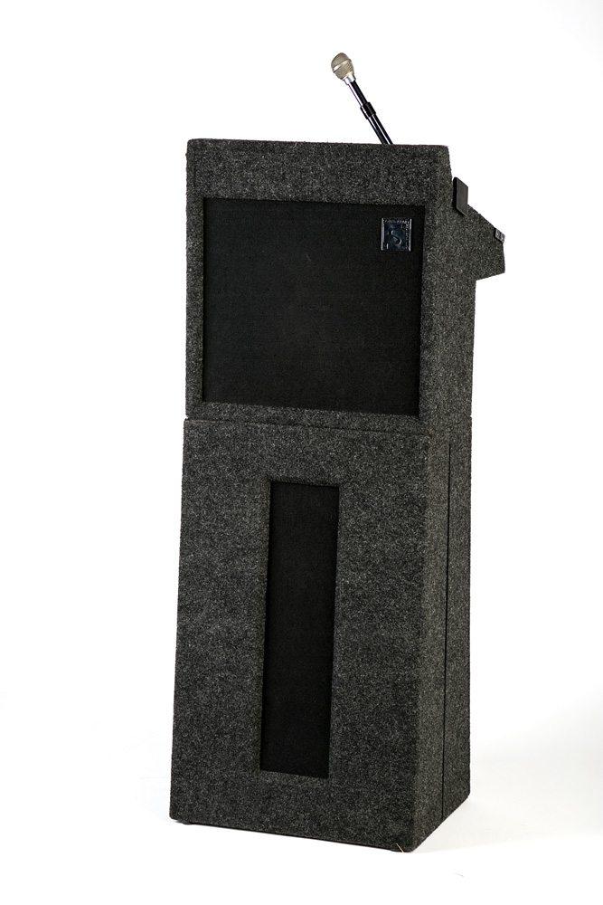Lecturn Speaker, Floor Model (250 people)