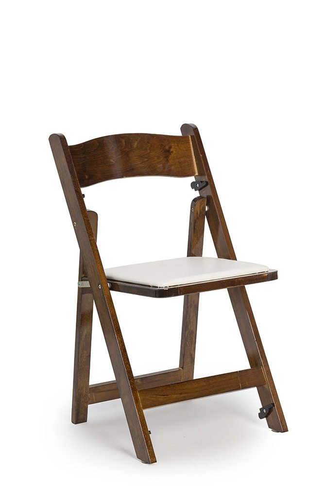 Superbe Chair, Wood Folding (Walnut)