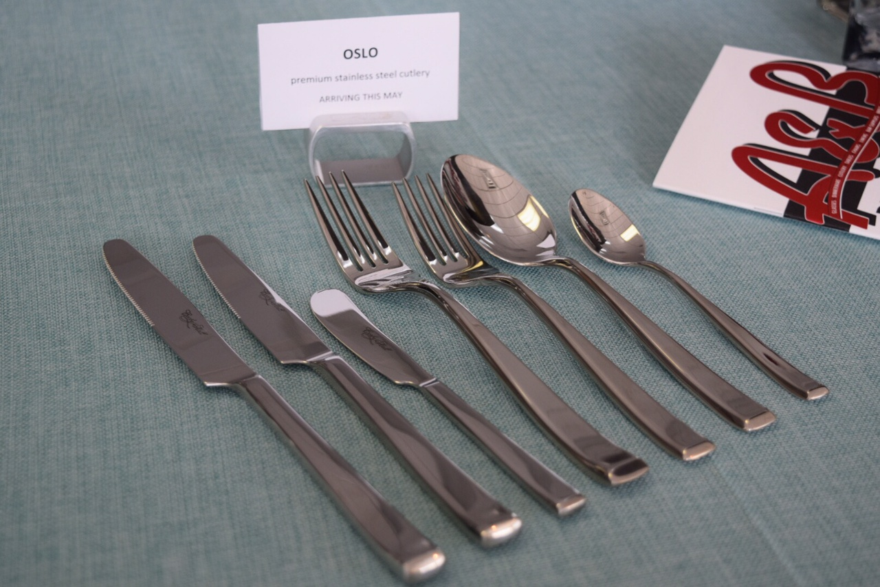 event rental oslo flatware